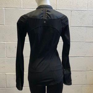 lululemon athletica Jackets & Coats - Lululemon black jacket, sz 4, 61759